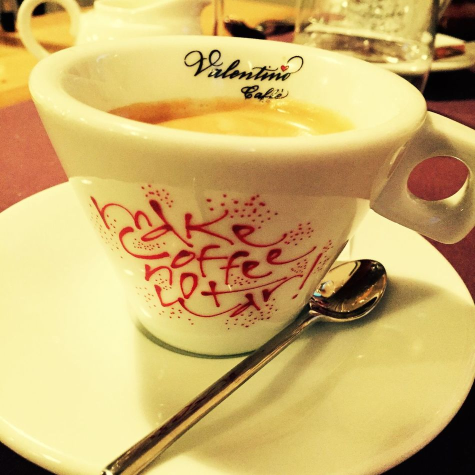 Make Coffee Not War how relevant after the horrible scenes in Nice on Thursday 😕, Make Coffee Not War , Valentino Coffee ☕ Coffee Lover Cup Of Coffee Coffee Cup Coffee Art , Kaffeetasse Kaffeezeit Kaffee Kaffee Trinken , Decaf , Cafe Au Lait Cafe Cafe Latte Tasse Kaffee  , Coffee After Dinner Caffee☕ Cafe Americano