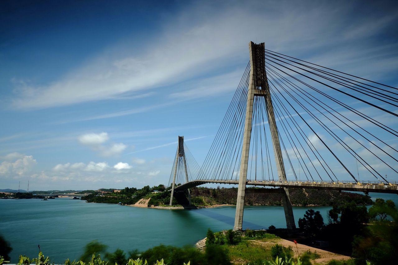 The Architect - 2014 EyeEm Awards Batam Bridge Seascape