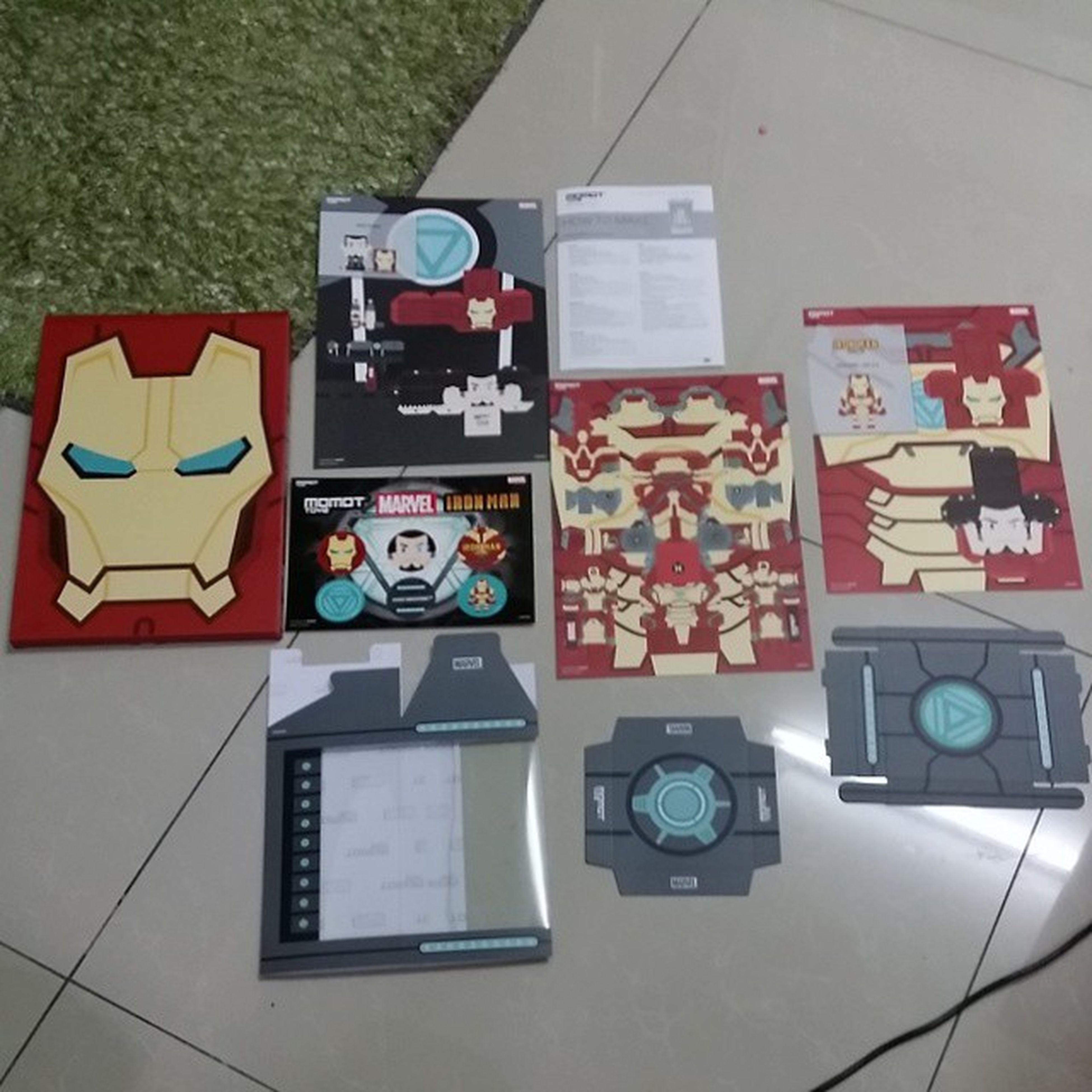 Avenger.Assemble! Indireneedofcraftglue Marvel Ironmanmk42 Achildinside