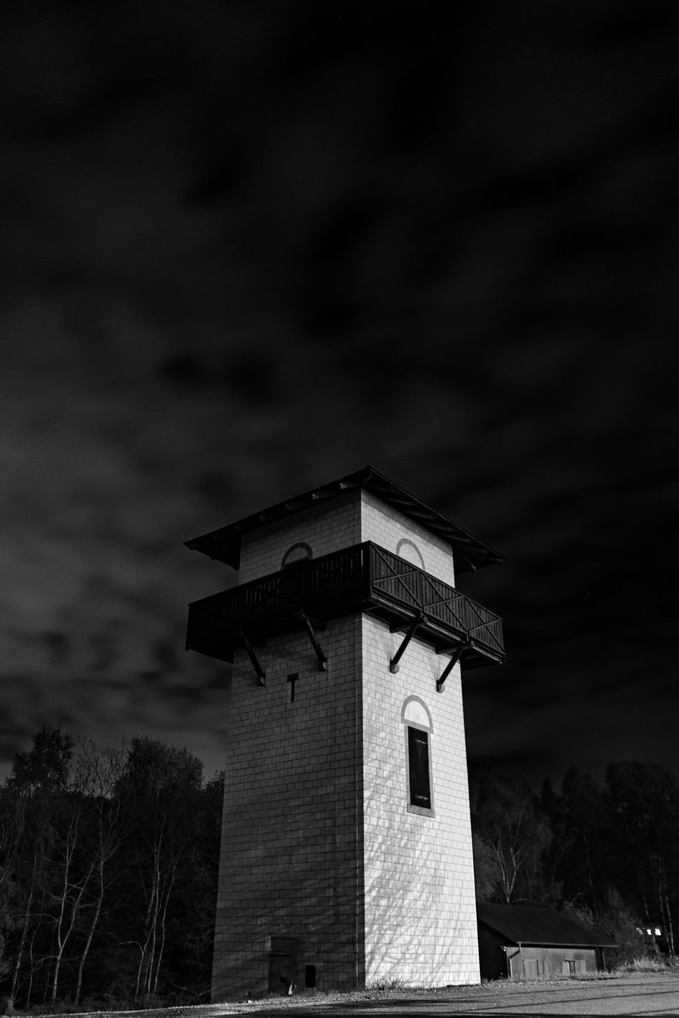 """Roman watchtower - the traces of older cultures- called """"LIMES""""- built by the Romans to stop the Teutons from invading the Roman Empire in the 1st to 6th century Ancient Architecture Ancient Civilization Architecture Building Exterior Built Structure Cloud - Sky Low Angle View Night No People Roman Empire Tower"""