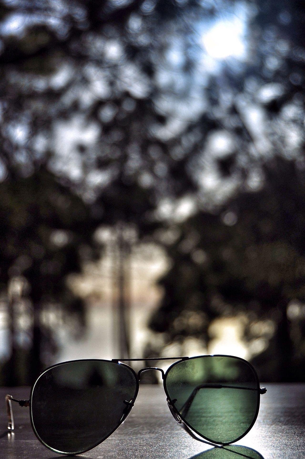 Sun Glasses Rayban Forest Pinewood