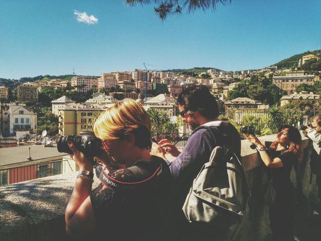 Shoot, Share, Learn - EyeEm Genova Meetup Taking Photos Of People Taking Photos EyeEm Global Meetup Zena4ever