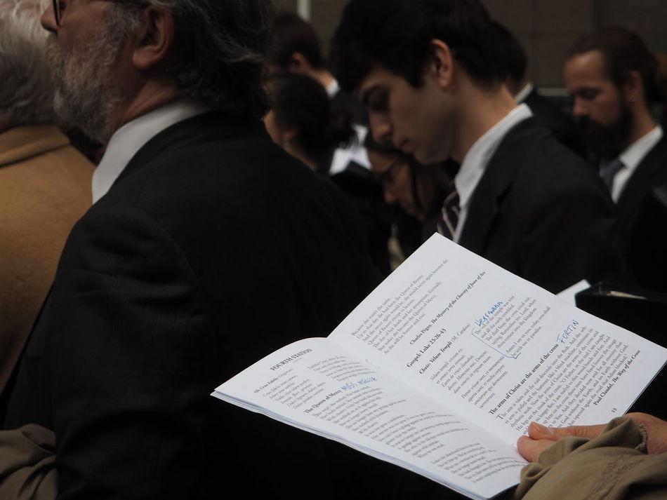Choir  Choirs Group Of People Hymn Hymns Men Sing Singing
