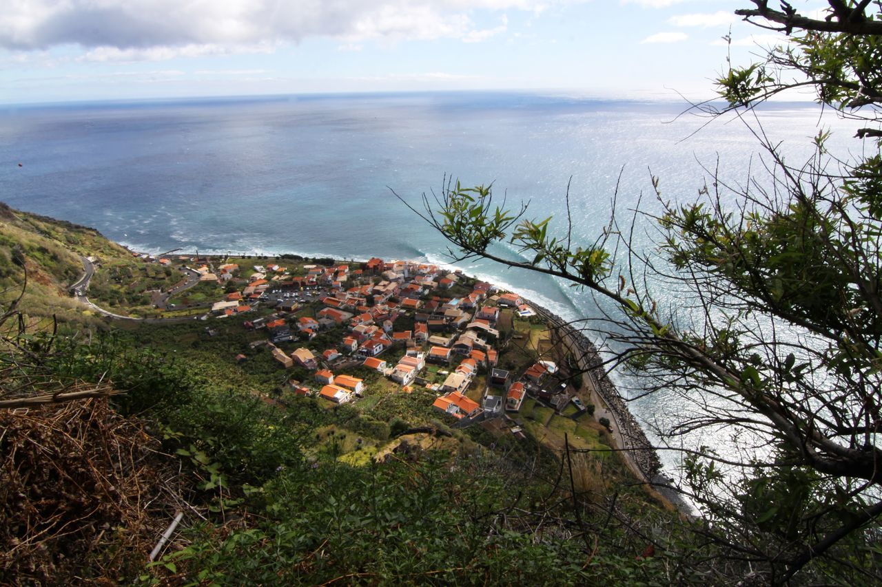 Madeira Jardimdomar Landscape Lake View See Ocean View Nature Nature Photography Portugal