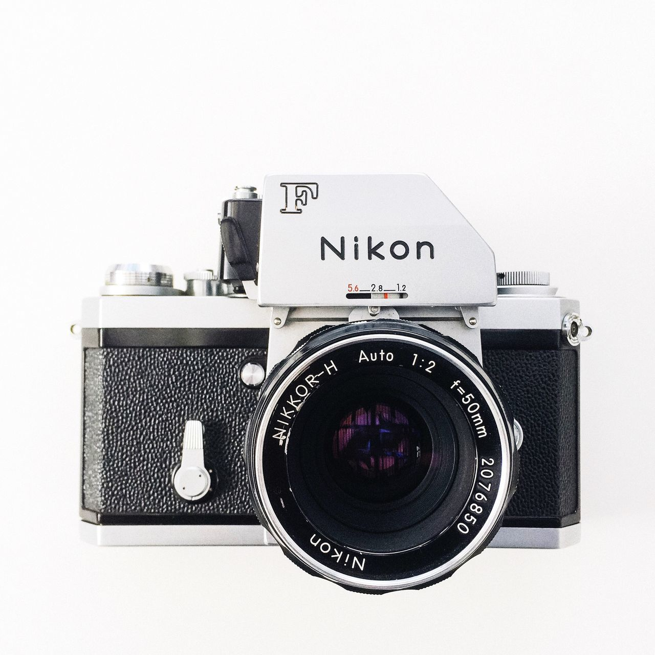 Classic Nikon f 35mm film camera 1968 Nikon F Classic Photomic Ftn 35mm Film Camera Iconic Design Real Film Vintage Photography
