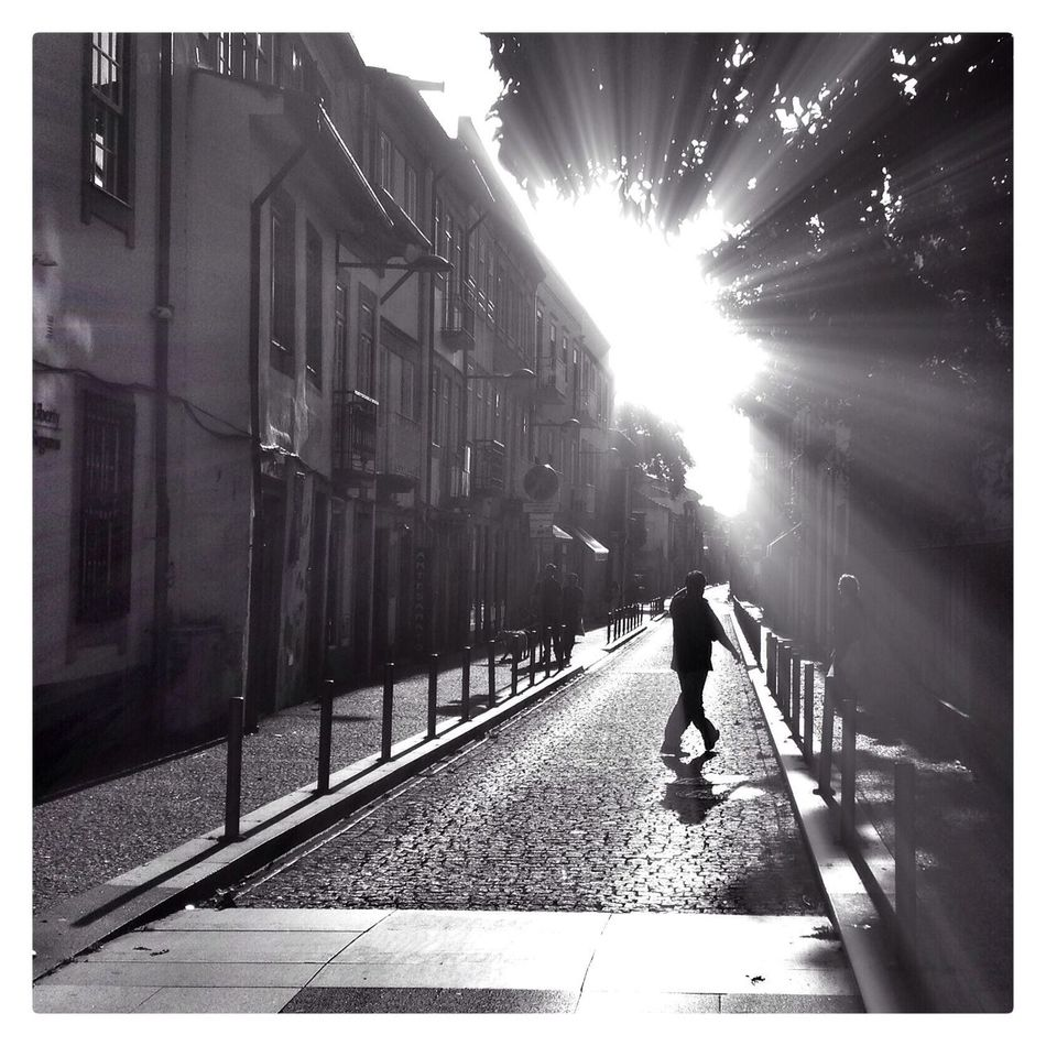 NEM Black&white EyeEm Best Shots - The Streets Shadows & Lights
