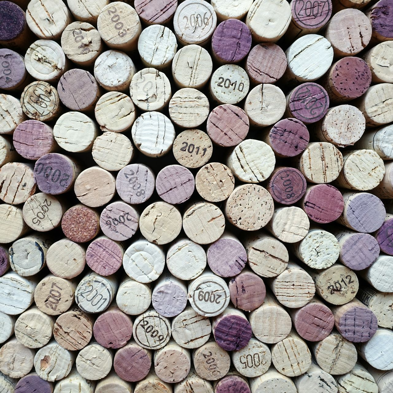 Cheers... ;) Wine Moments Beautifully Organized Full Frame Backgrounds Pattern Textured  Detail In A Row Outdoors Geometric Shape Day Arrangement Circle No People Order Cork Wine Winelovers  Collection Wood Enjoying Life Handmade For You Wine Cork