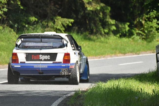Bergrennen Lancia Lancia Delta Rallye