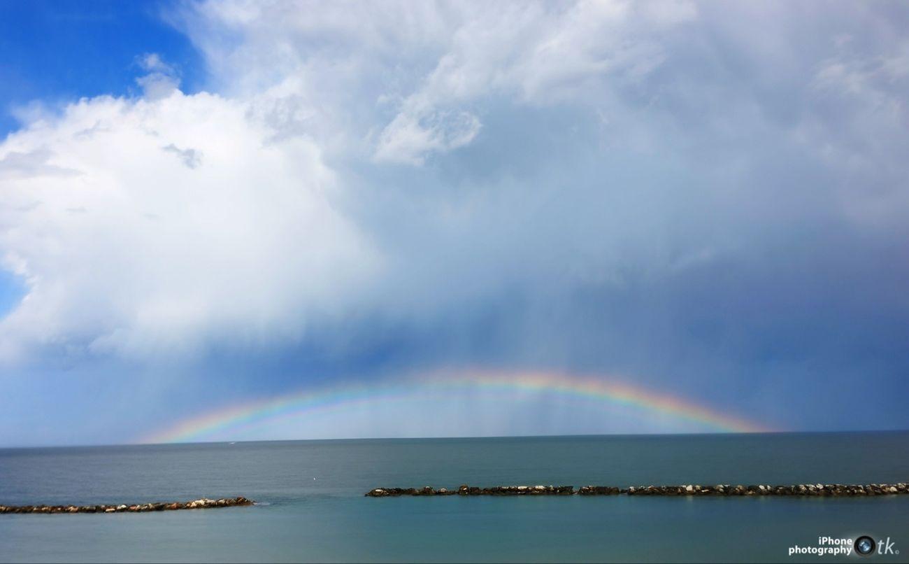Sea Rainbow Skyporn