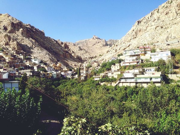 Akre One of The Most Beautiful City in Kurdistan Things That Are Green with Amazing View and Mosque in the Middle its a Nice Place To Relax and Traveling in North Iraq Duhok