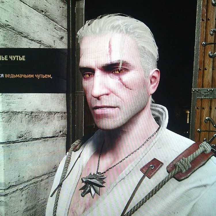 Omg he's beautiful 😱 Thewitcher3 Witcher TheGame Gamer lovegames