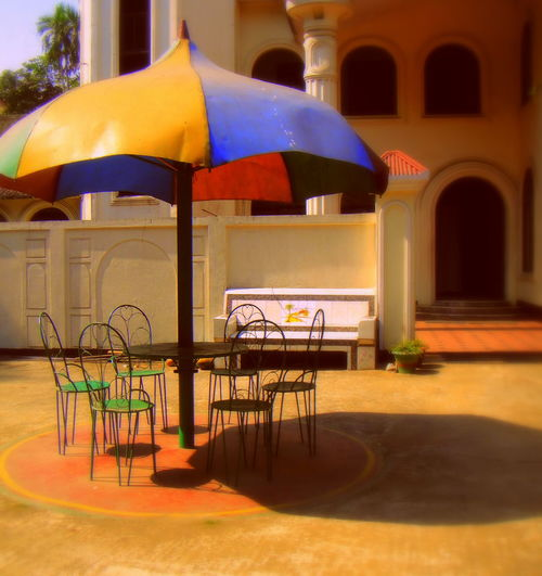 Where i learned what being a little kid with an abundance of freedom and fun is all about at Grandma's House in Sylhet, Bangladesh My Grandpa Built That Colors Colorfilter Nodslr😢 Architecture Umbrella Huge!! Afternoon Tea Time Vignette Soft Focus