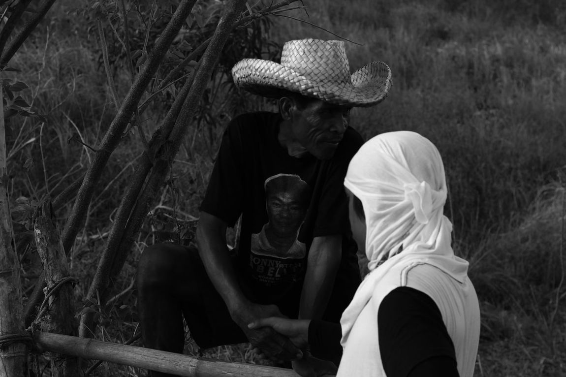 R E S P E C T Black And White Black And White Photography Filipino Culture Internship Masbate Philippines Province Vacations