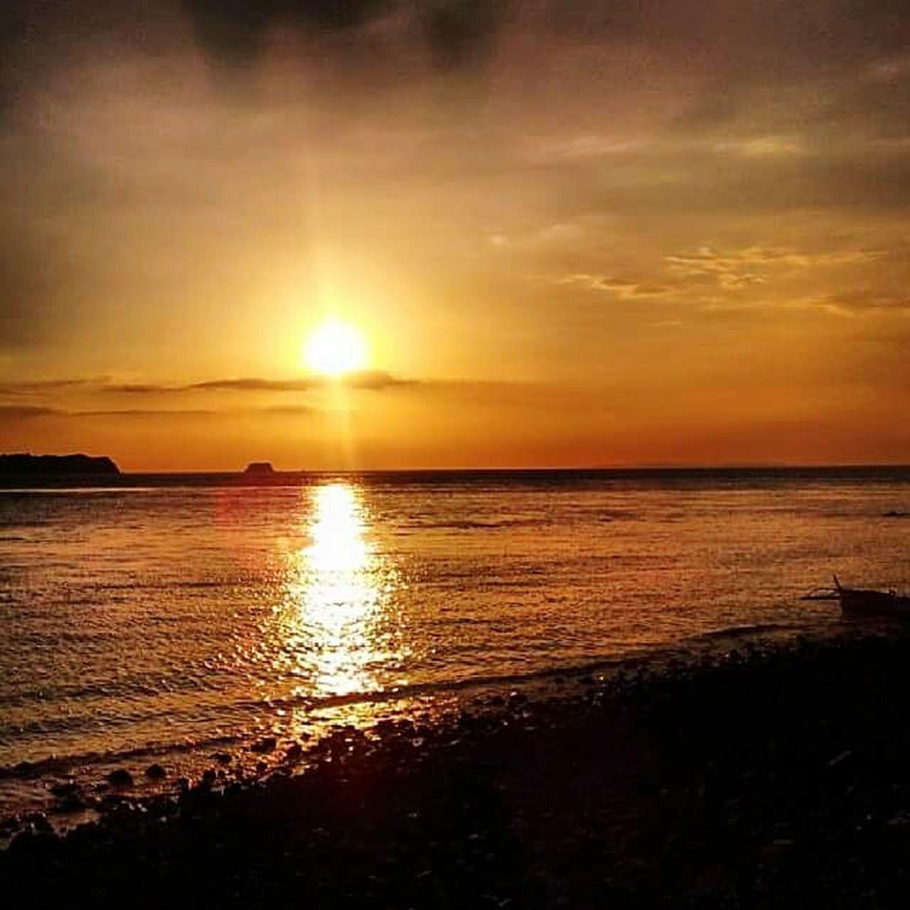 Anilao, Batangas Planet Dive Sombrero Island Sunset Relaxing Moments