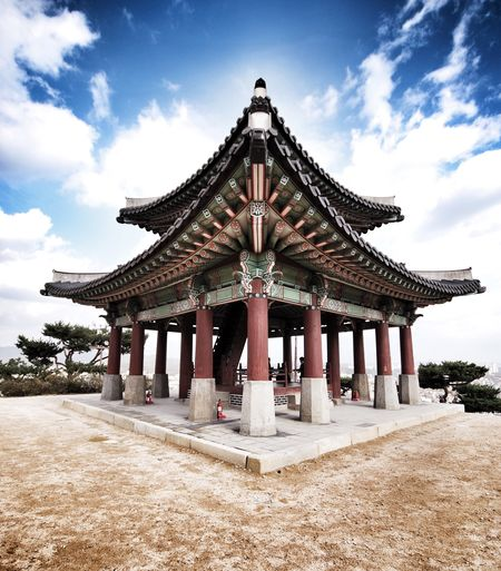 Asian  Architecture Historical Building