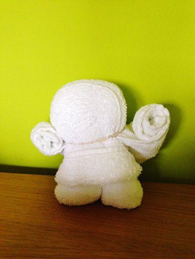 Towel robot Art Funny Hiden Gems