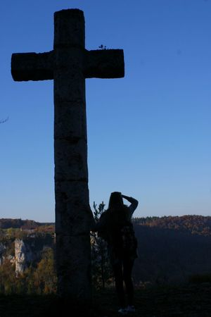 Nature Autumn Hilltop Hiking Adventures Withfriends Goodideas Bluesky Enjoying The View