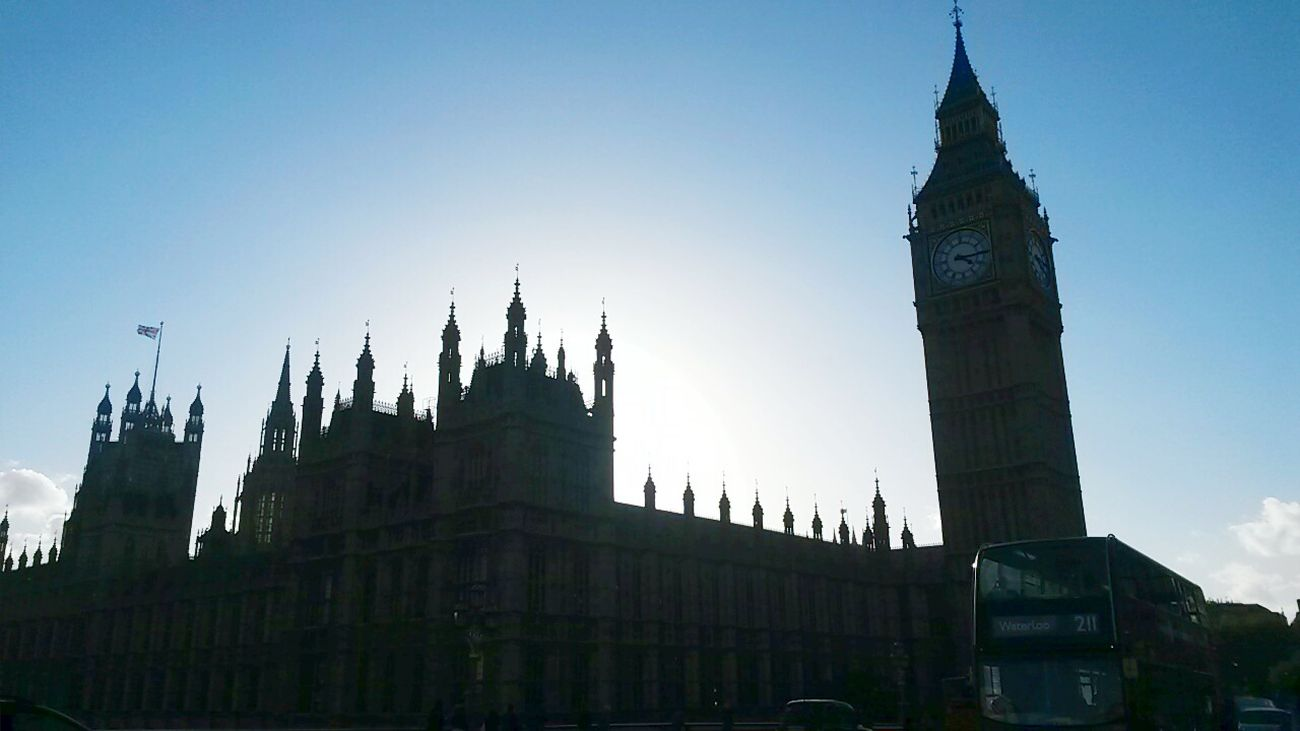 Westminster Architecture architecture Government Travel Destinations Tower Politics And Government Sky Clock Tower History City Clock Built Structure No People Silhouette Clear Sky Time Cityscape Urban Skyline Outdoors Clock Face Day throwback when i was in London