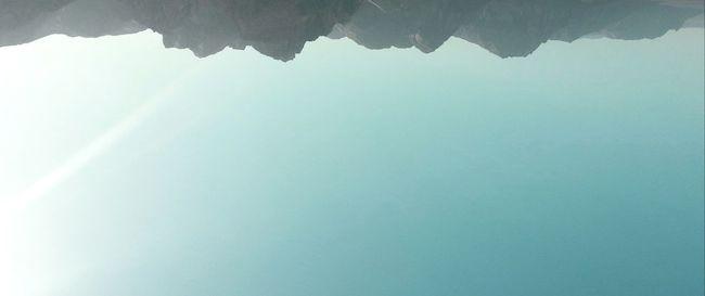 upside, down Landscape