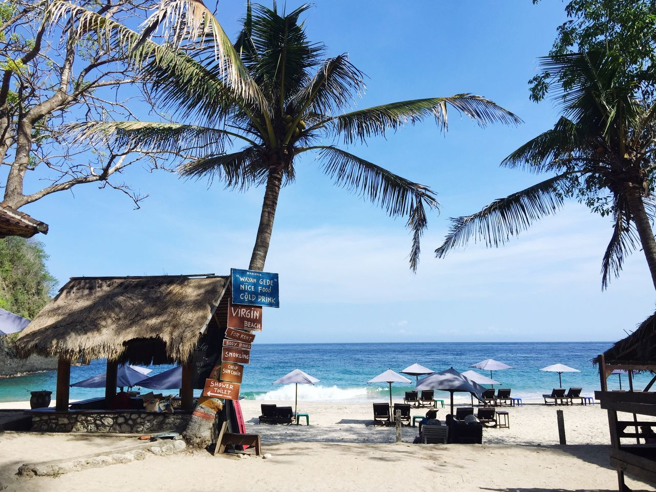 Life is a beach! Bali Bali, Indonesia Candidasa Bali IPhoneography IPhone Iphone6 Iphone6plus Life Is A Beach Exotic Outdoors Snapshot Baliphotography INDONESIA Explore Travel Beach Beachphotography WhiteSandBeach Palms Balinese Life Exploring Landscapes With WhiteWall