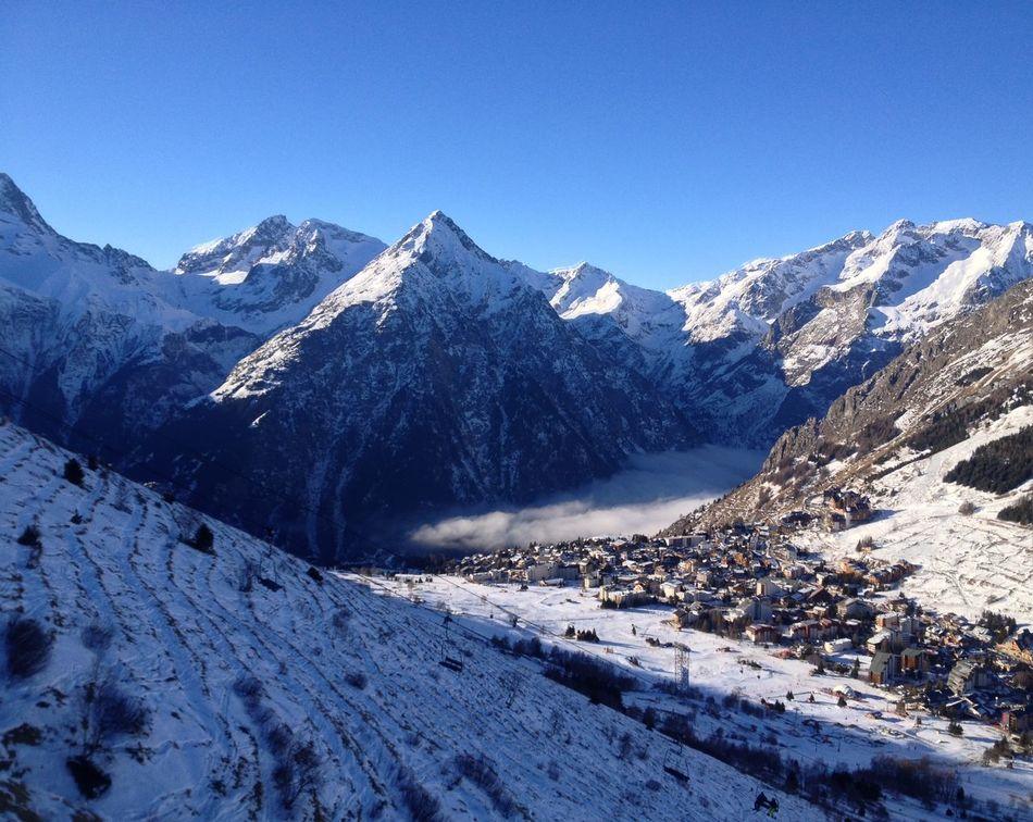 Serre Chevalier  Snow ❄ Snow