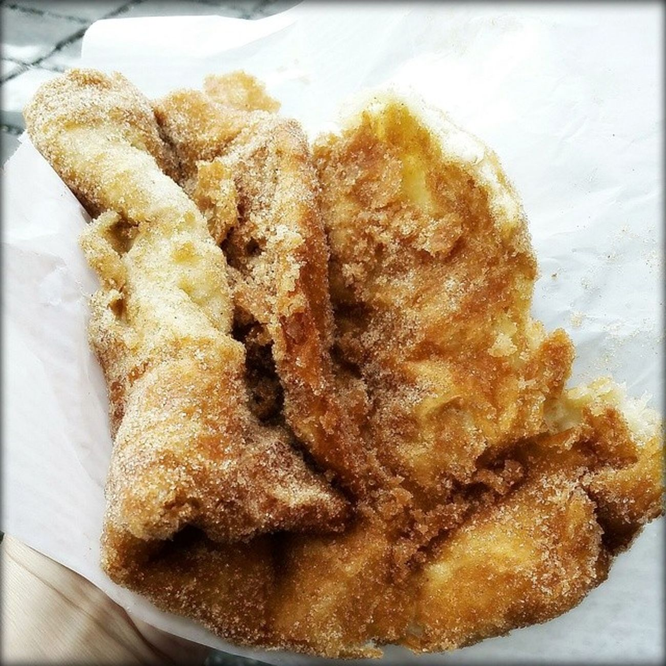 My absolute Favorite thing to Eat at PortlandSaturdayMarket is the Cinnamon & Sugar Elephantears . GoodTimes Goodmemories Goodfood Foodporn Nomnom Deepfriedfood PortlandOregon TravelOregon Cellphonephotography Pixelmixer Pixlromatic Picoftheday Pictureoftheday Photooftheday Samsunggalaxynote3