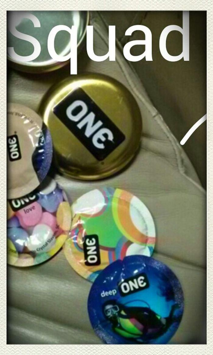 We Deep Condoms : )