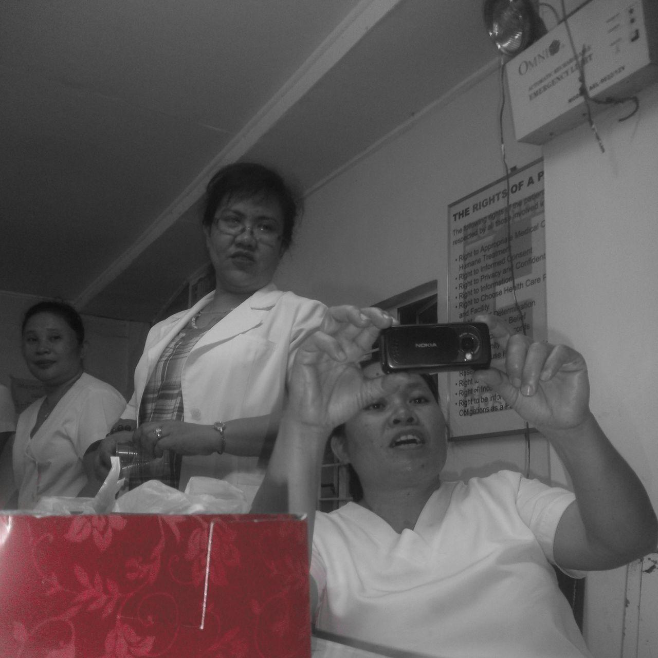 Mobile Conversations Nurseslife MD Hospital Duty Birthday Celebration