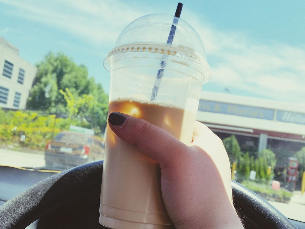 Nothing like an ice latte on this gorgeous melbourne day ! Melbourne Latte Yum Obsessed #blogger