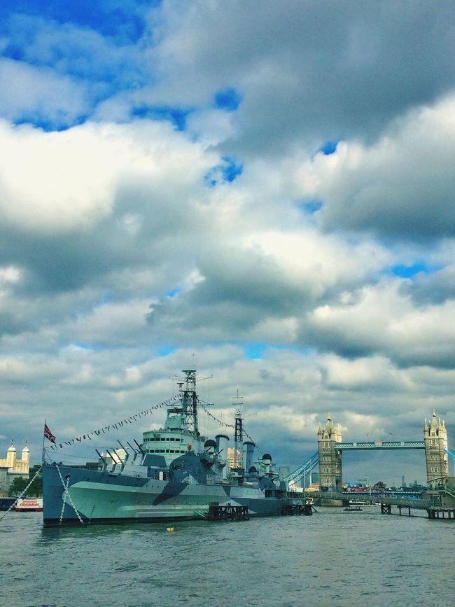 Great Views Ship Bridge