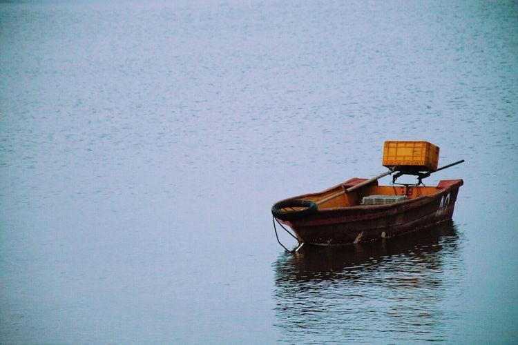First Eyeem Photo Boat Sea