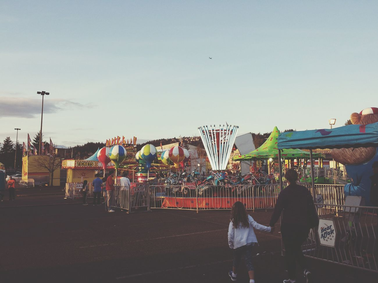 yesterday at the fair ♡ Relaxing