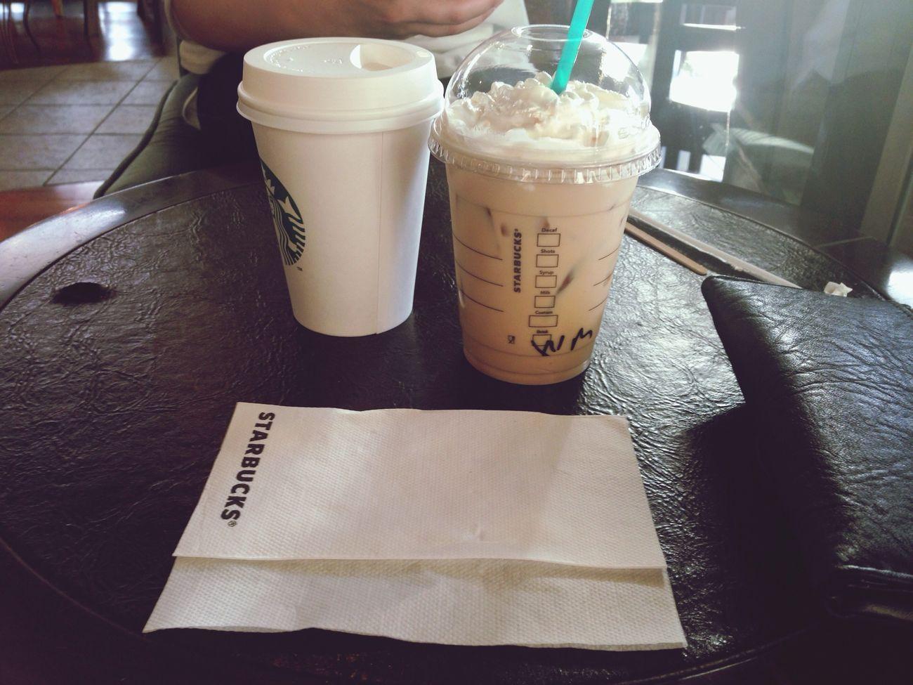 White Mocha & Caramel Cafe Mochiatto