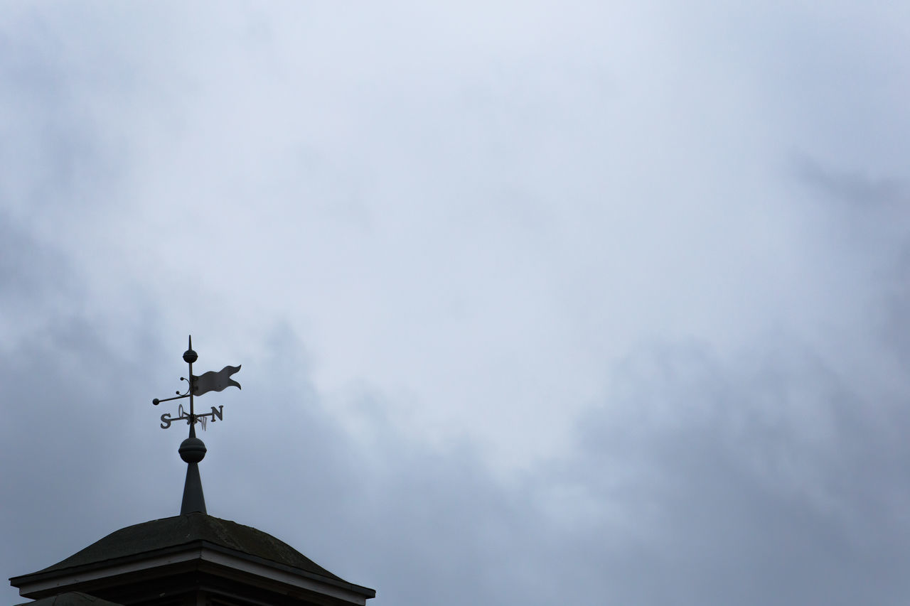 Architecture Cloud - Sky Cross Day Direction Drawing Compass Navigational Compass No People North Outdoors Silhouette Sky South Weather Vane