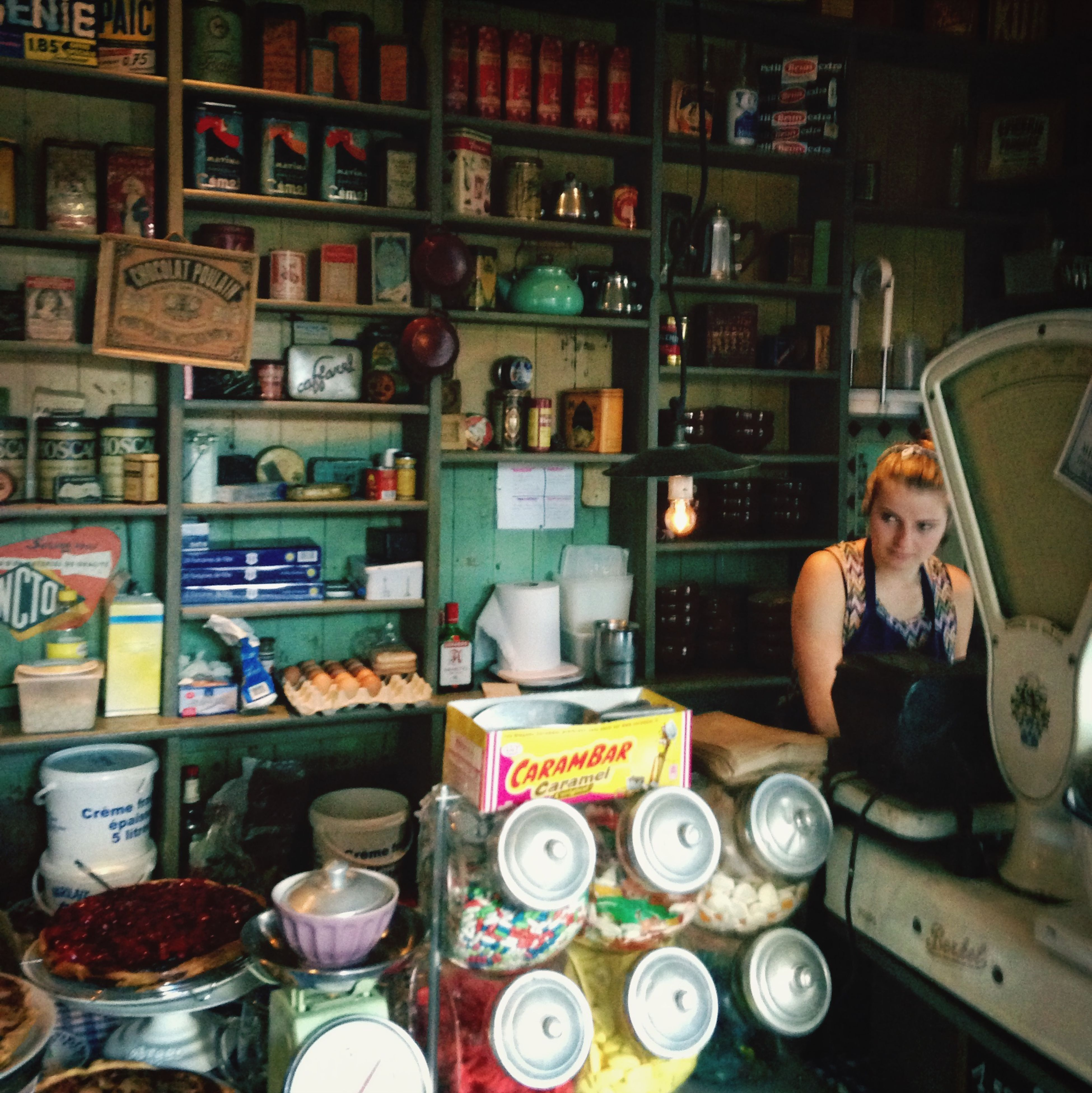 Vintage Shop L'epicerie Rennes