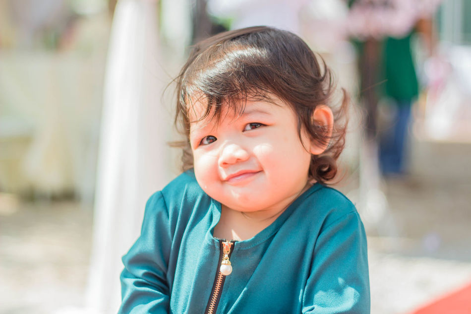 Child Childhood Cute Portrait Cheerful Happiness Smiling Children Only One Person Outdoors Close-up Day