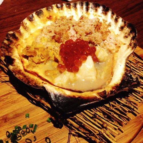 Ultimate Japan Shell Craps Eggsalmon Scallop Ponk Hokkaido