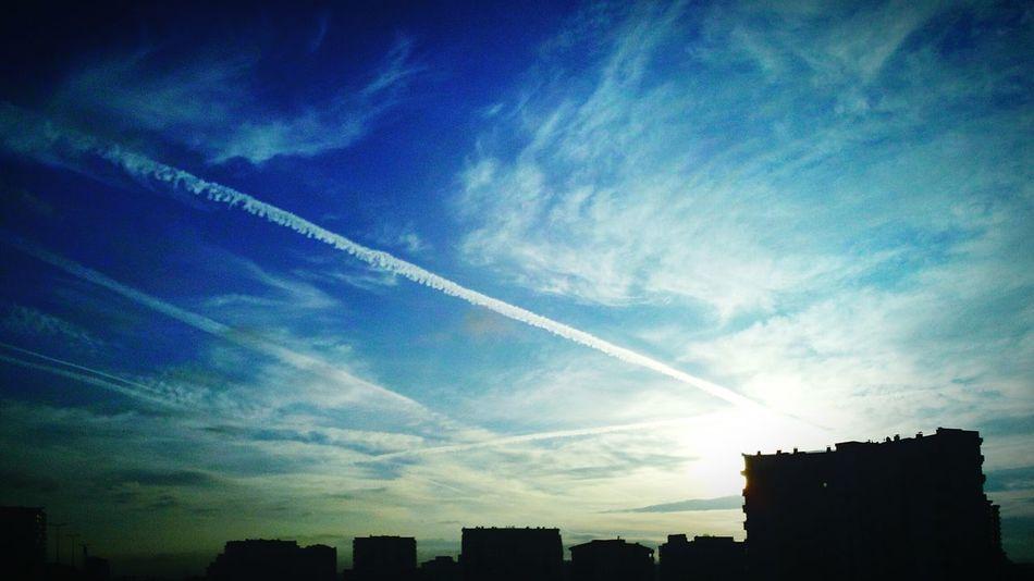 Sky_ Collection Skysunvariation Sky Blue Skys