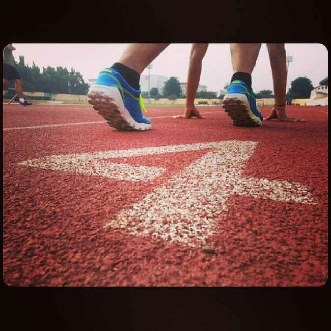 I am number 4 @skechersperformance Running Training Laripagi Number4 instarunning olahraga
