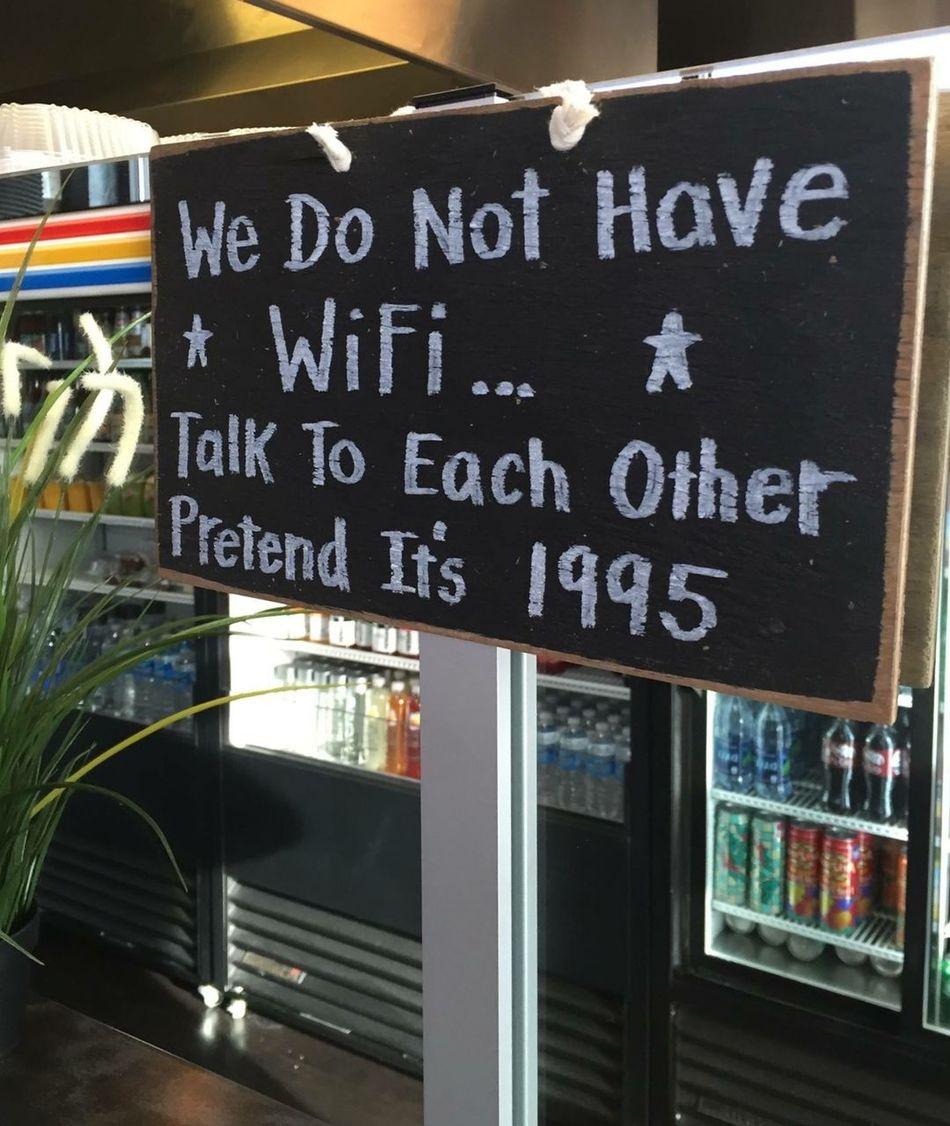 Love it!! Positive Message Modernlife New Reality