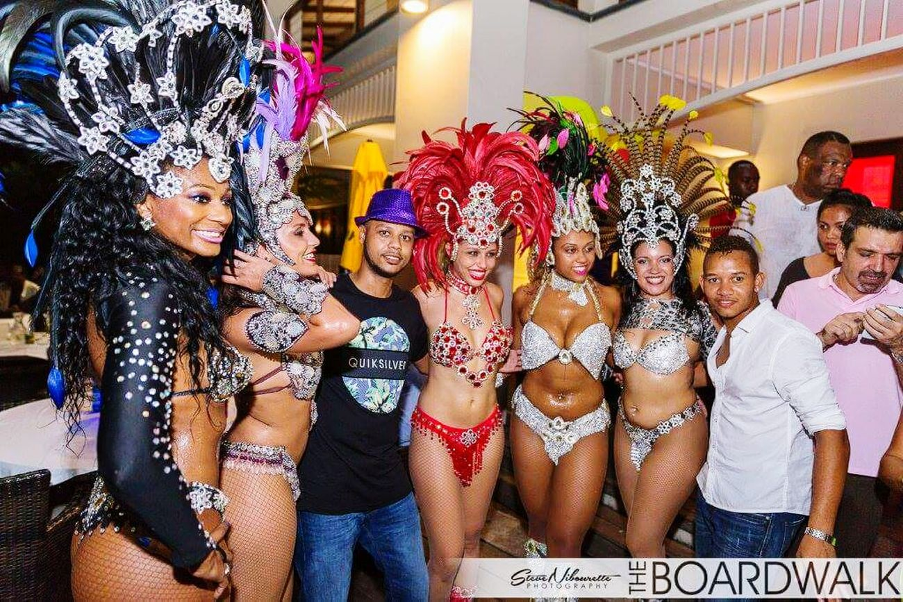 PreCarnavalParty Awesomenight TheBoardwalkBar&Grill Edenisland