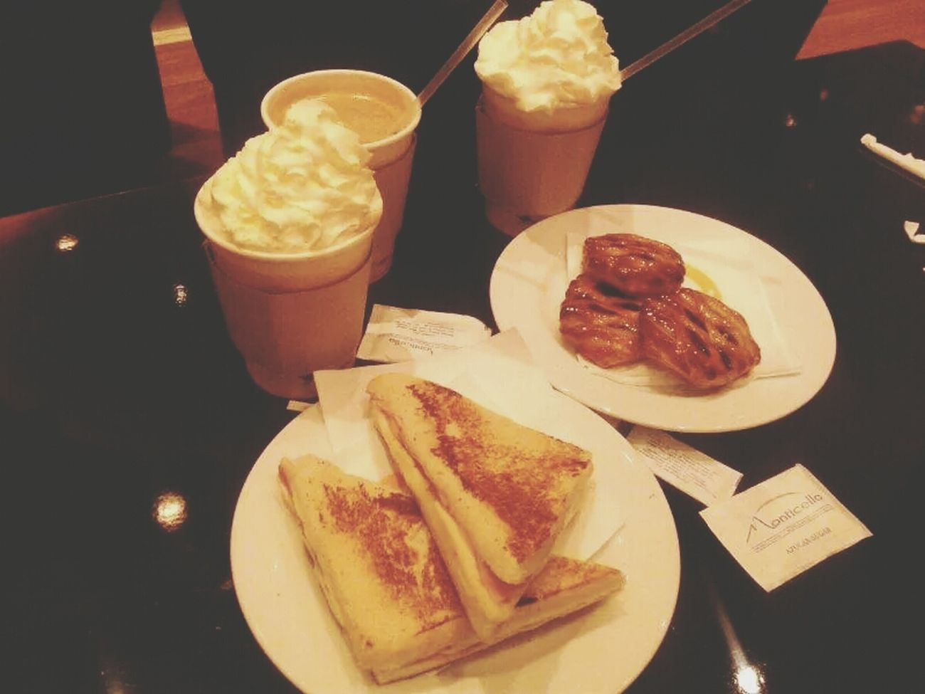 Coffe Time With Bff Delicious
