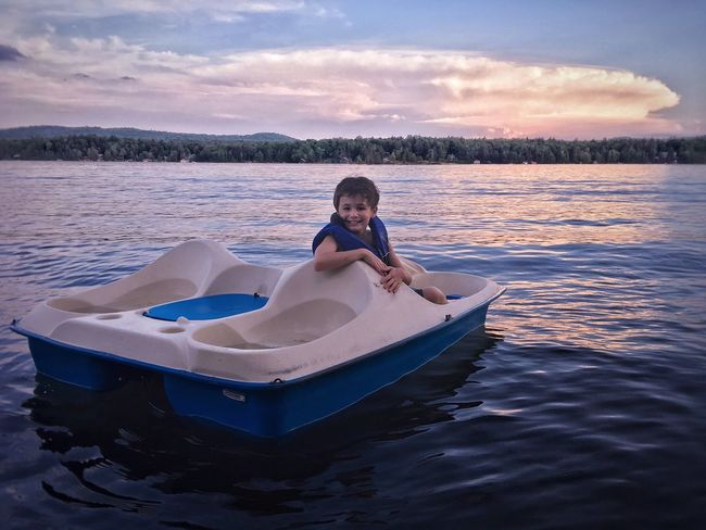 Although his feet can barely reach the peddles he cruised on this thing all night! Adventurevisuals Naturebeauty Nature_collection Nature Photography Sunset Model Rochesterny  Outdoors Landscape_lovers