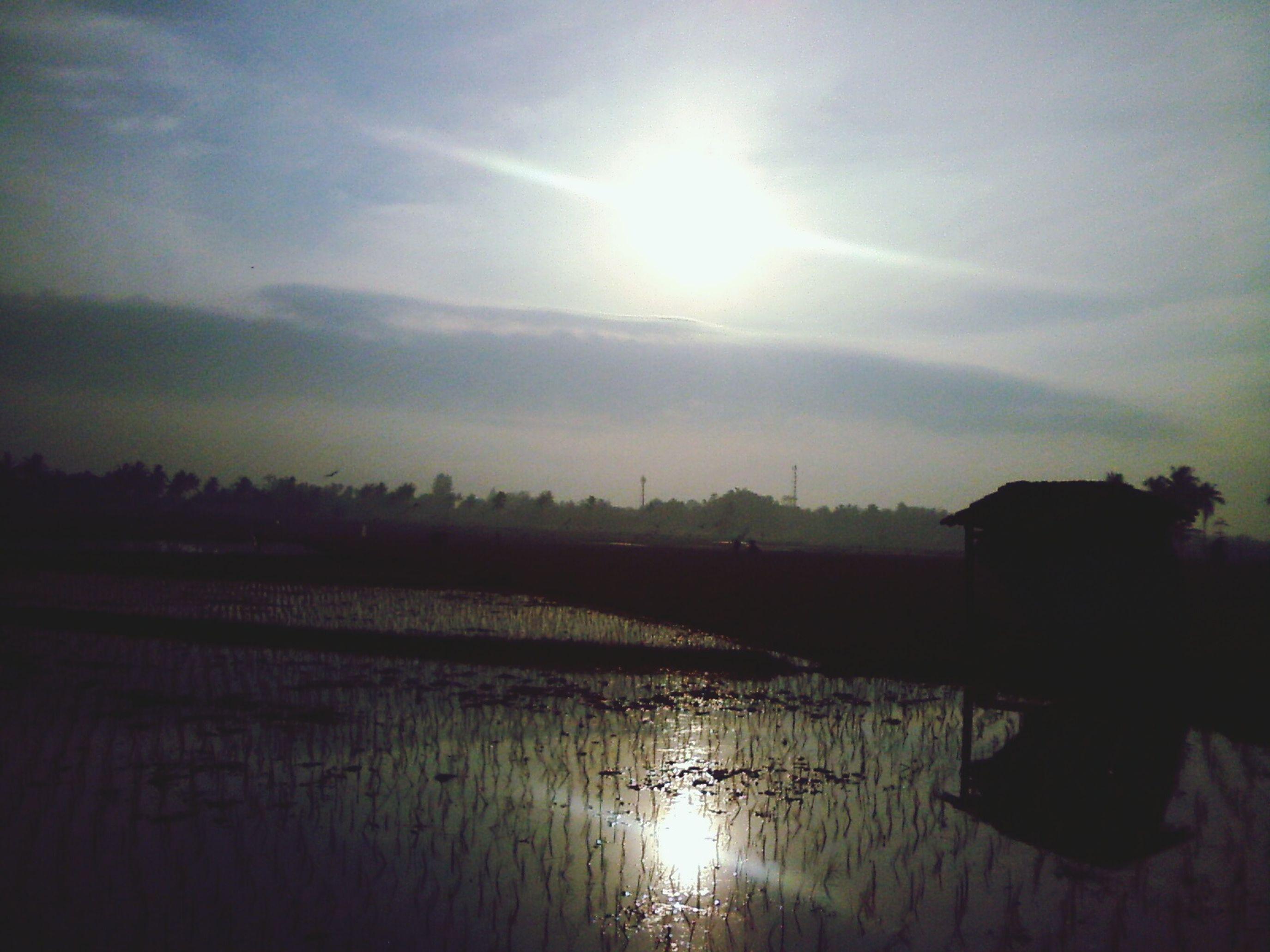 Masih mengenai senja Relaxing Enjoying Life Hello World Shilluote Sunset_collection Photo
