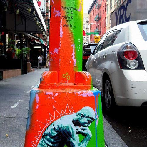 """Perfection is a state of mind"" b| JPOart & B.D. White. Taking Photos Check This Out Hello World Believe Newyorkcity Nyc Newyork EyeEm Best Shots Urban Lifestyle Graffiti Art Street Photography Streetart Sreetstyle Graffiti"