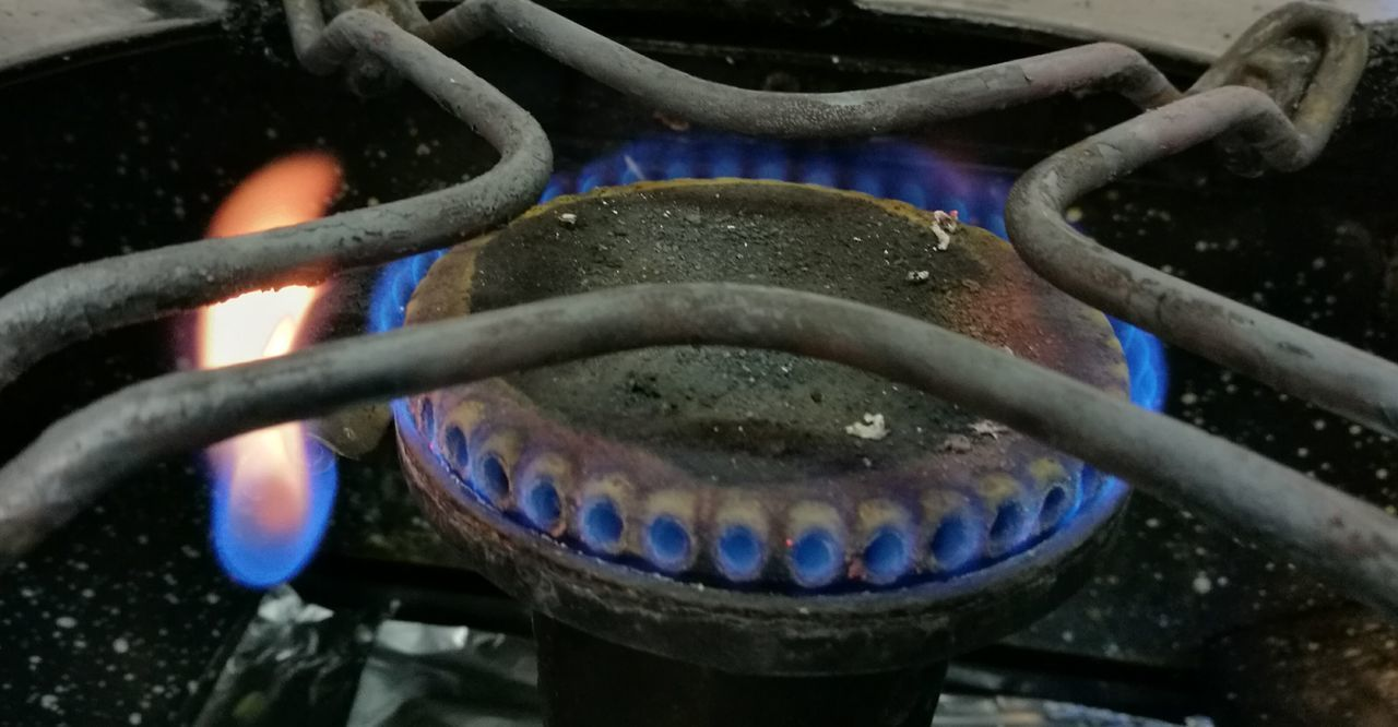 Cooking Heat - Temperature Burning Flame No People Gas