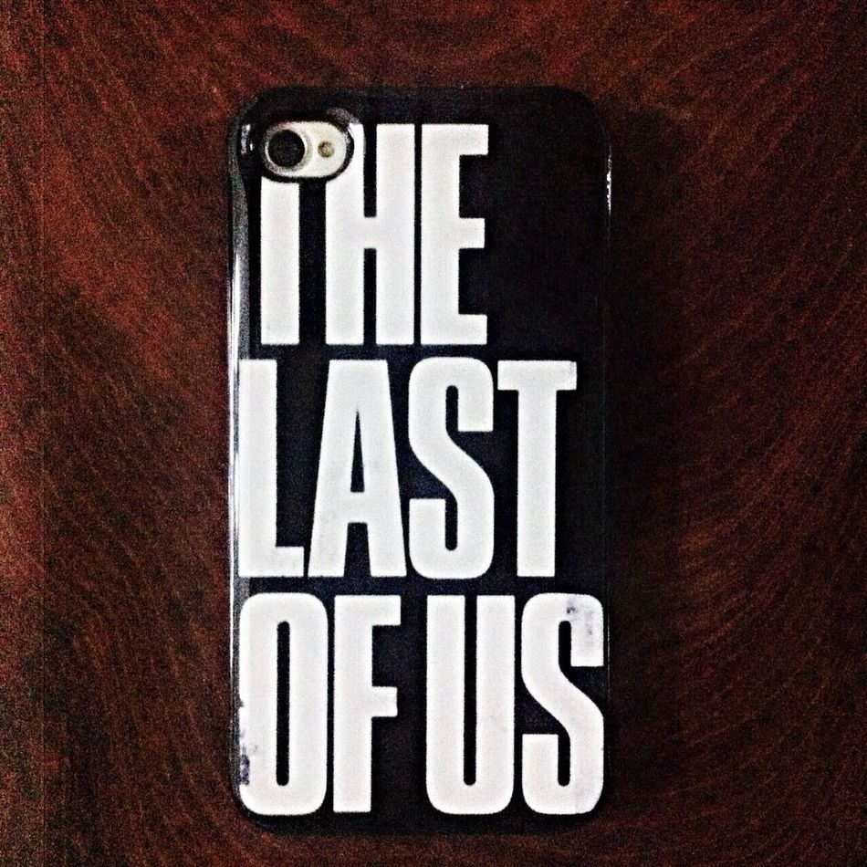 Its finally here! The Last of Us iPhone case! I'm so obsessed. TLOU The Last Of Us IPhone Ps3