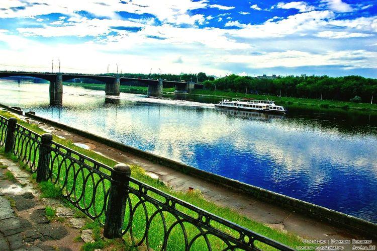Russia, river Volga