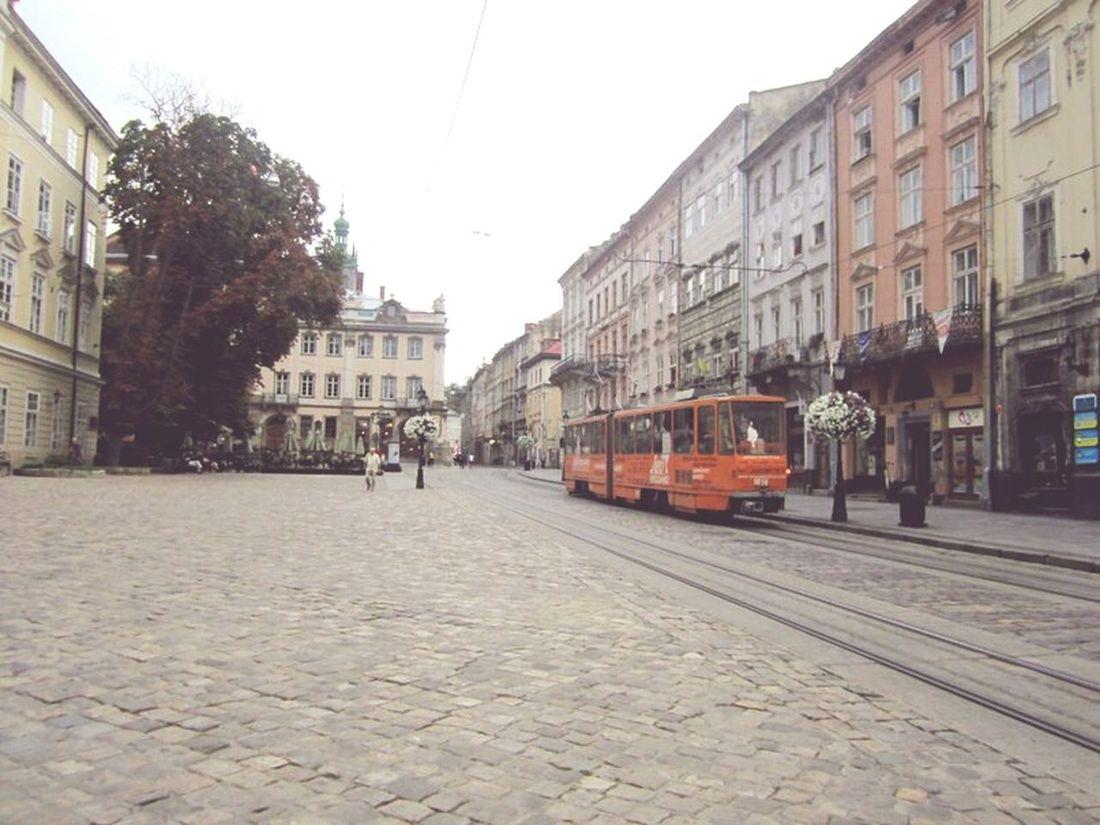 Streetview Tram Grayday
