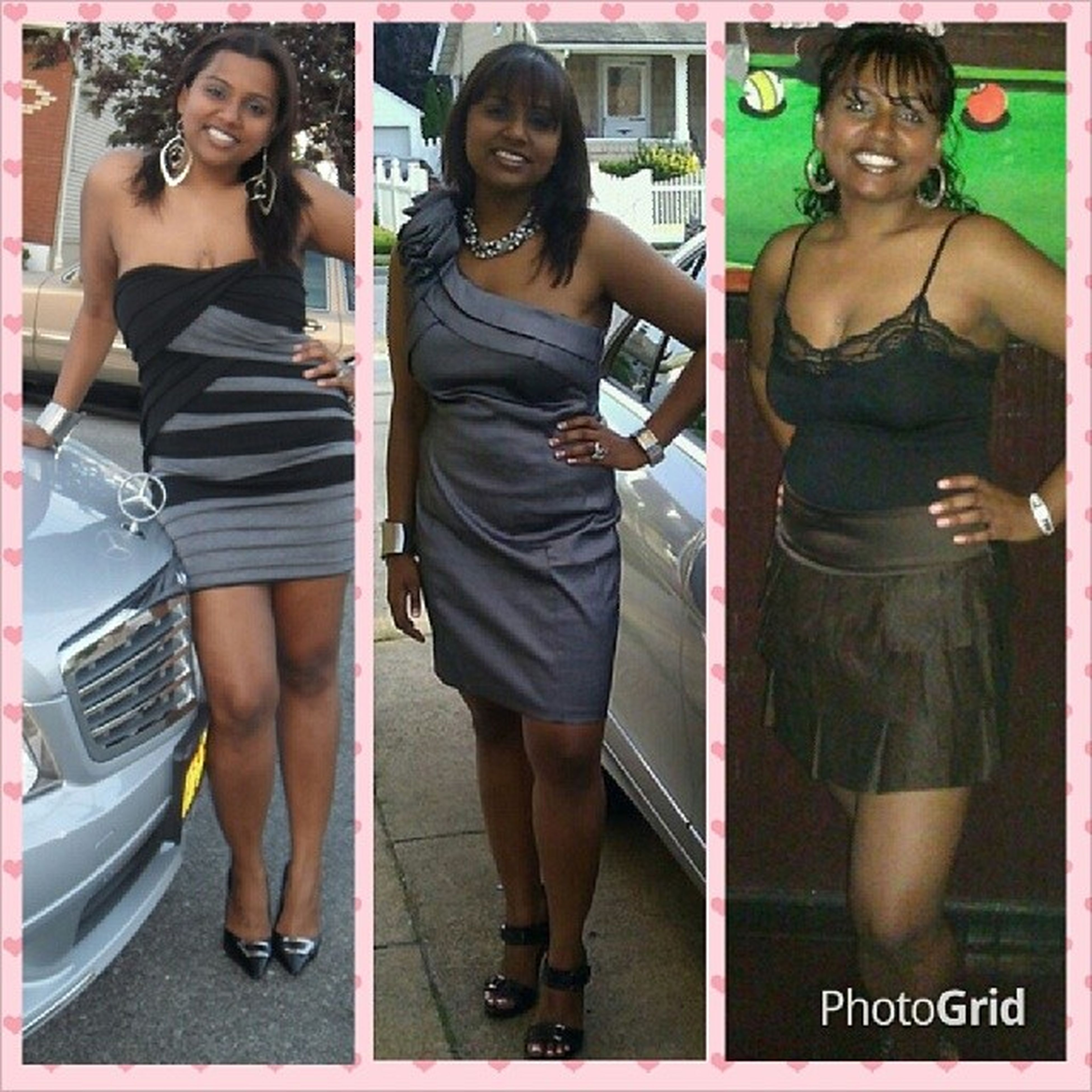 Shades of ME!!! Throwbackthursday  TBT  Aleeshasbdayparty May2011 dressy D&LWedding July2011 blacktieaffair BackyardBashment August2011 casual lovingmealittlemore